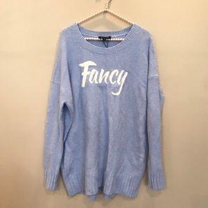 NWT Express Fancy Sweater